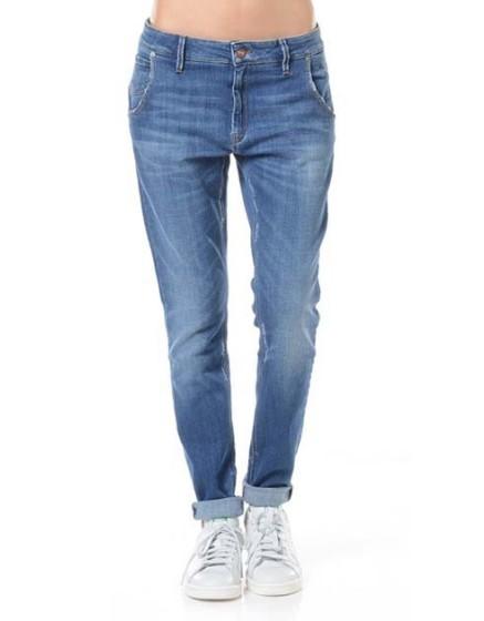 Reiko carrot bleu jeans