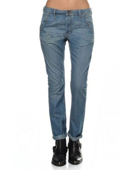 Reiko carrot jeans - DENIM 17