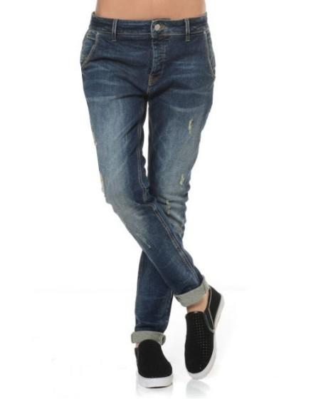 Reiko carrot jeans - DENIM 9
