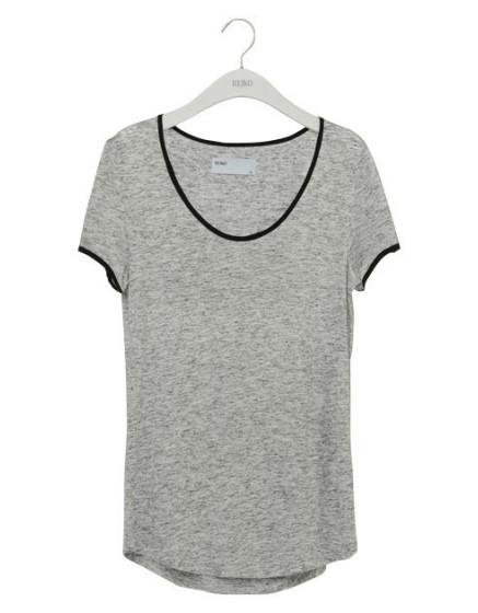 REIKO T-shirt chiné UMA