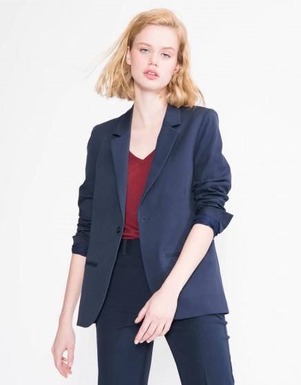 Veste blazer Blair Color - NAVY