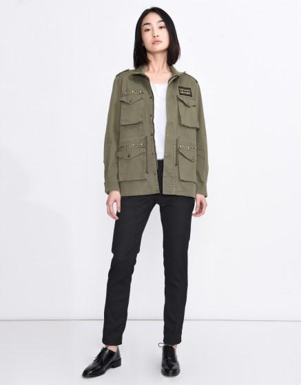 Jacket Vigo - VINTAGE KAKI