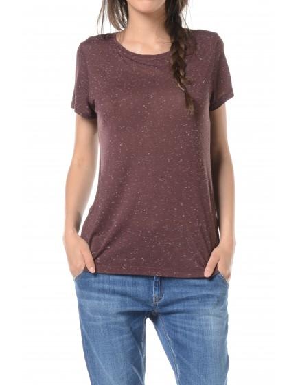T-shirt fluide Tia - VIGNE