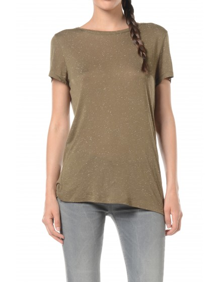 T-shirt fluide Tia - KAKI