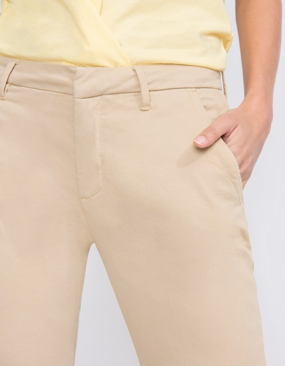 Chino Trousers Sandy Basic 2 - BEIGE