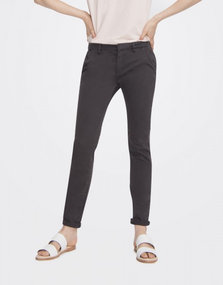 Chino Trousers Sandy Basic 2 - CARBONE