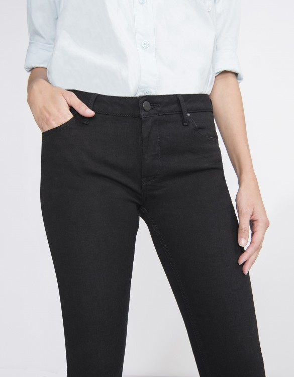 Skinny jean Nelly - BLACK DENIM