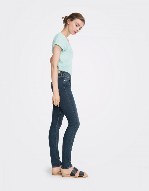 High waist jean Arnel - DENIM B-32