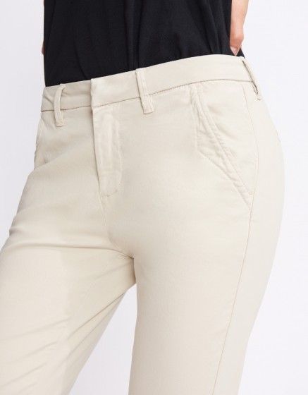 Chino Trousers Sandy Basic 2 - CREAM