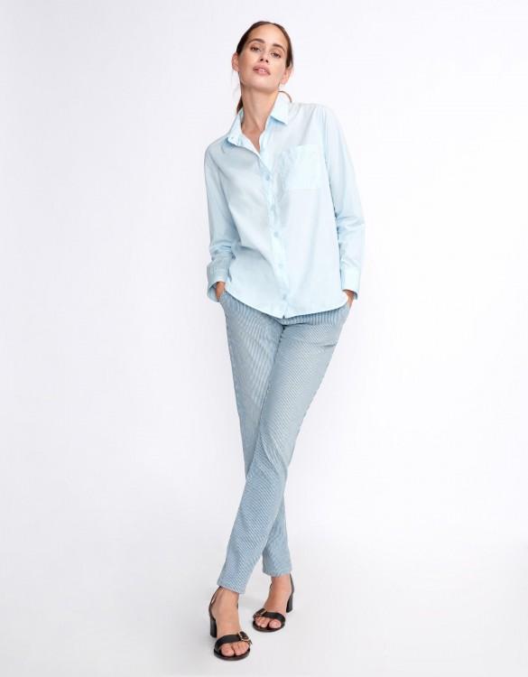 Shirt Carl Color - BLEU PALE