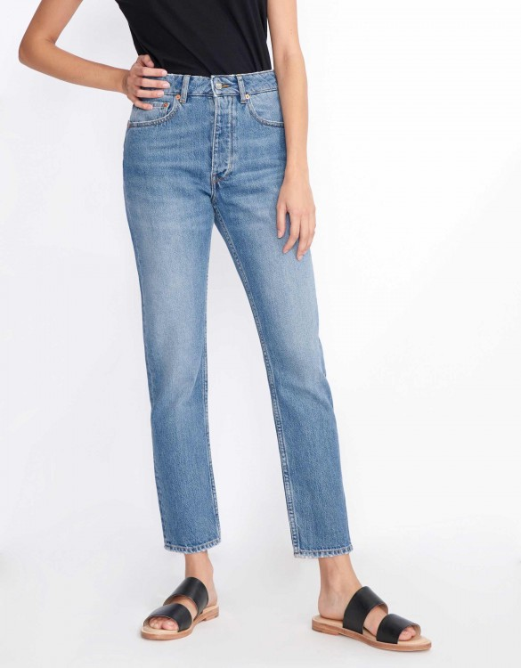 High waist jean Harlem - DENIM VINTAGE