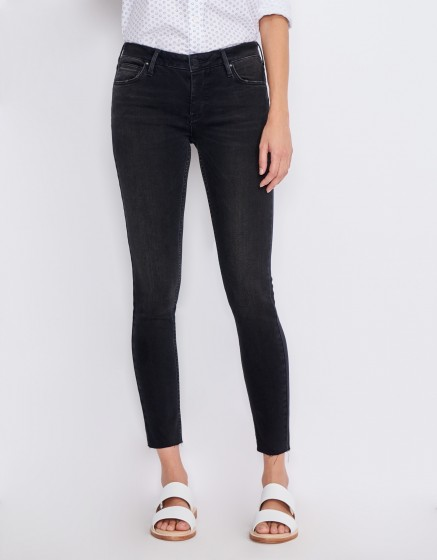 Skinny cropped jean Lily - DENIM BL-12