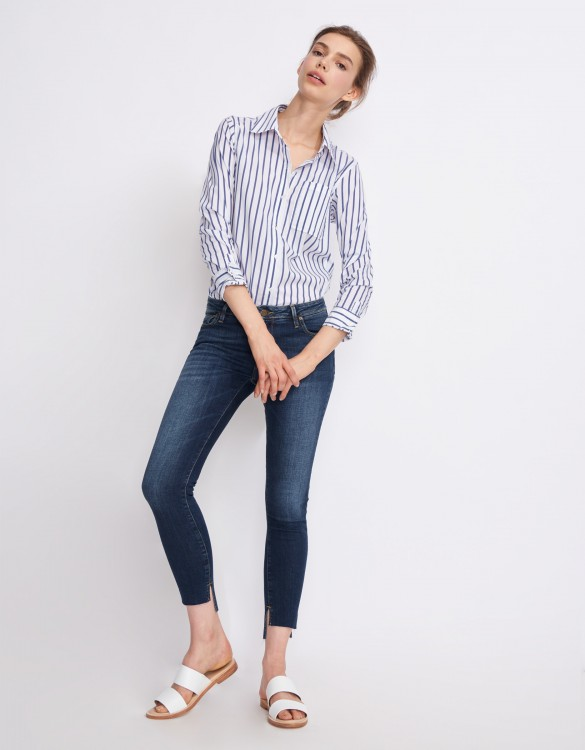 Skinny cropped jean Loren - DENIM V-40
