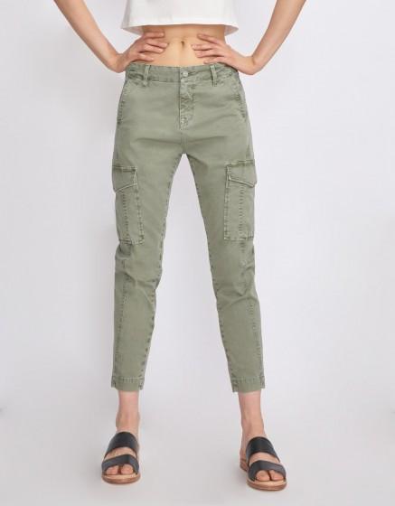 Street trousers Curtis - VINTAGE KAKI