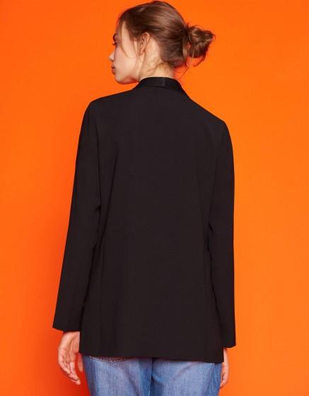 Blazer jacket Victoire - BLACK