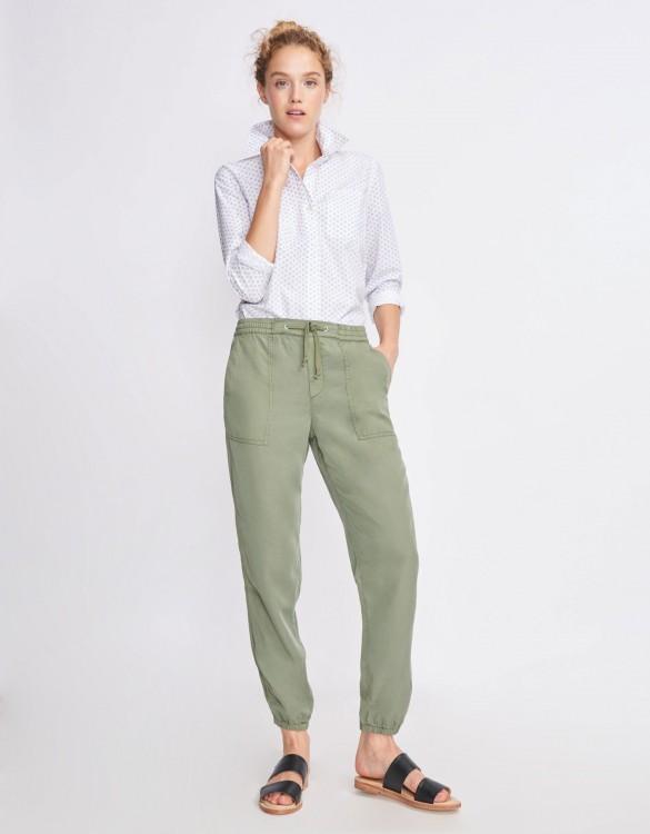 Street trousers Ryan - MILITARY GREEN