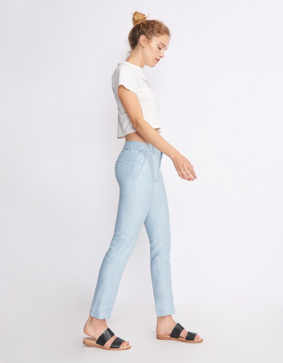 Pantalon cigarette Lizzy Fancy - OCEAN