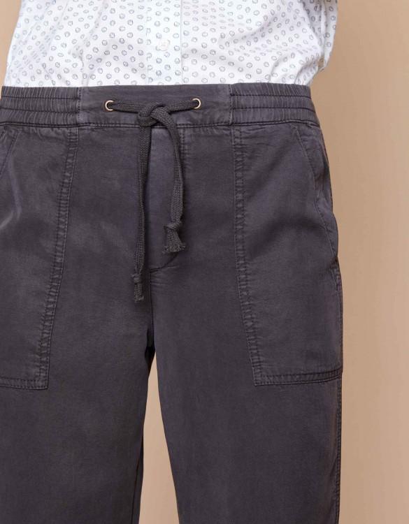 Street trousers Ryan - CARBONE