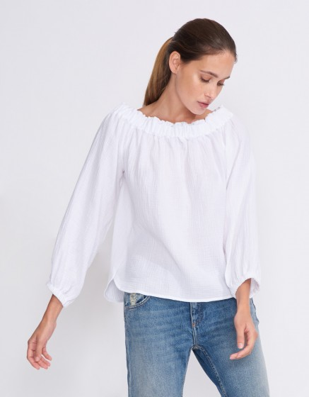 Blouse Cyril - OFF WHITE