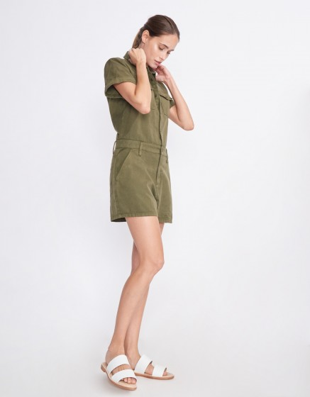 Jumpsuit Catline - KAKI