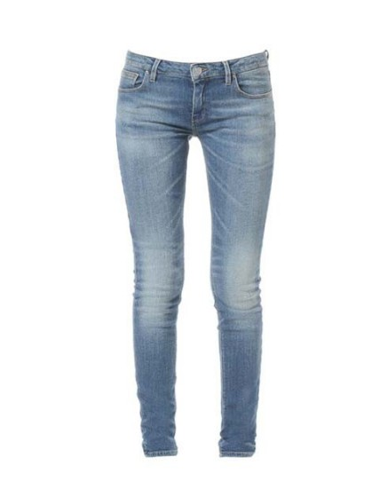 Skinny denim legerement used