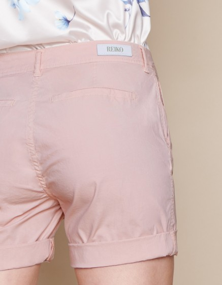 Bermuda Stacy Color - SMOKY PINK
