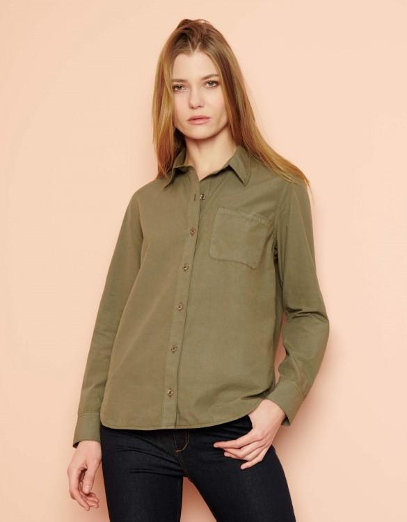 Shirt Carl Color - VINTAGE KAKI