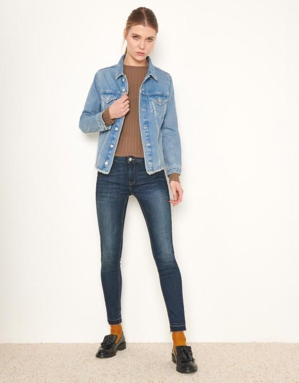 Jean skinny cropped Lily - DNM V-55