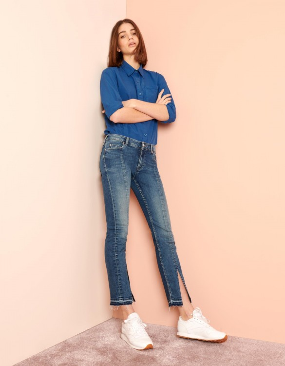 Jean straight cropped Lance - DNM V-51