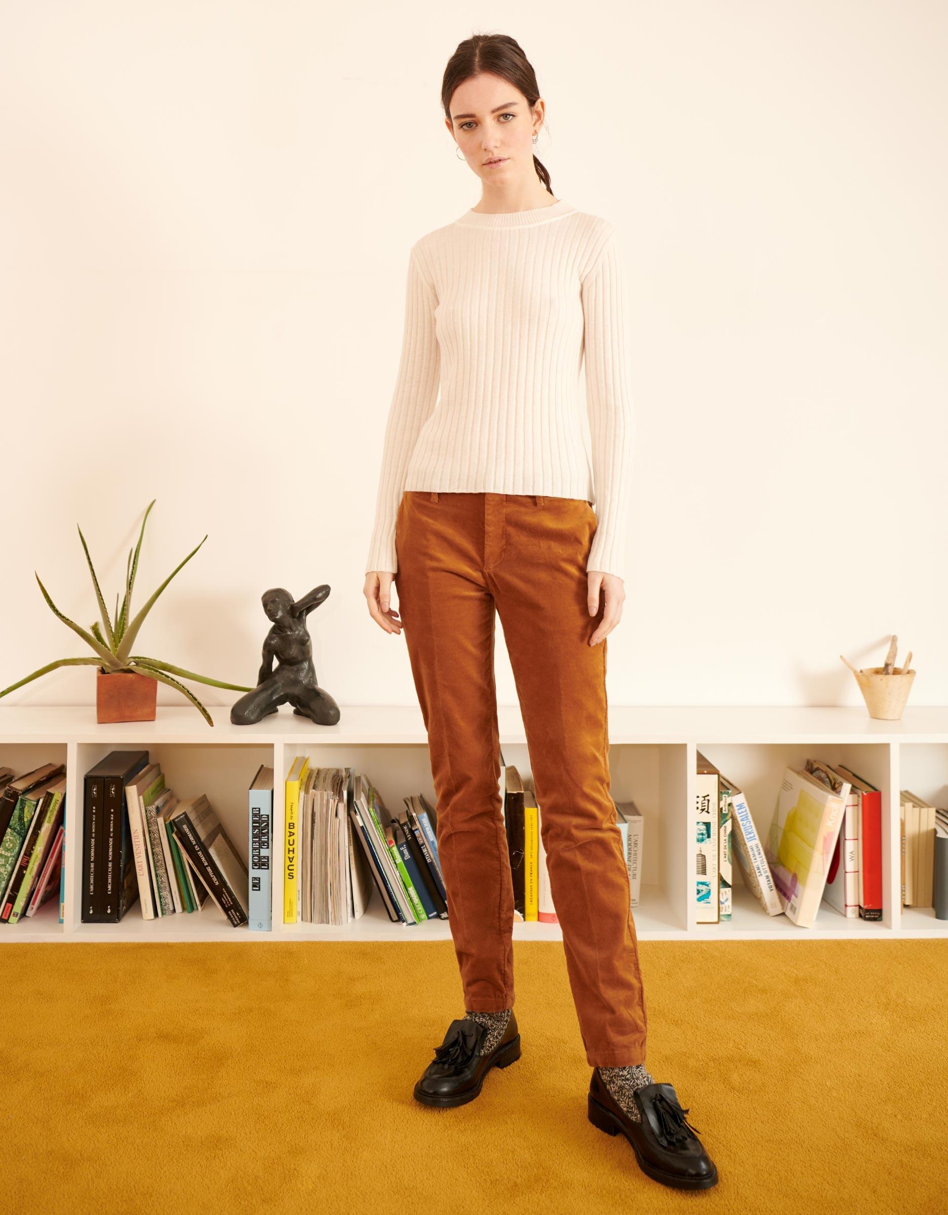 Wundervoll Moderne Pullover Das Beste Von Prisca - Off White