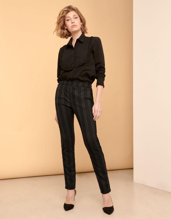 Street trousers Elvin Fancy - DEEP STRIPES