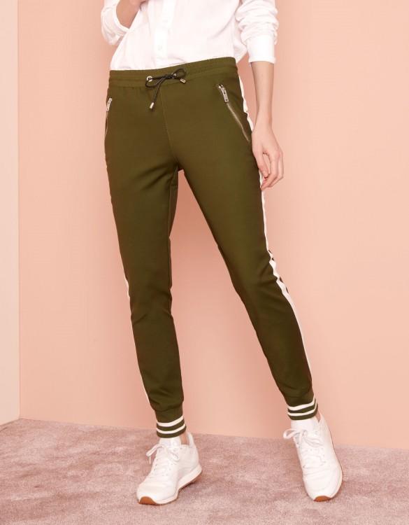 Street trousers Elis - KAKI