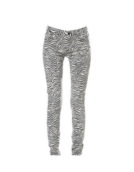 Skinny zebre