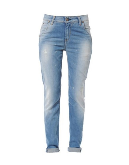 Jeans coupe carrot