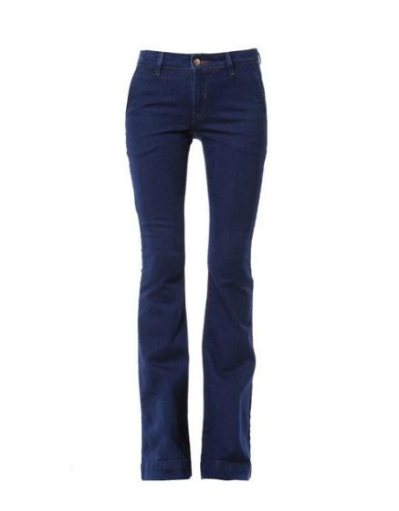 Jeans bas evase