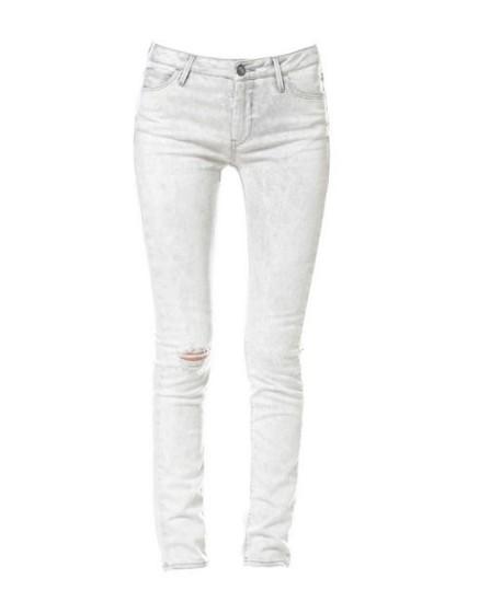 Jeans nuances de gris