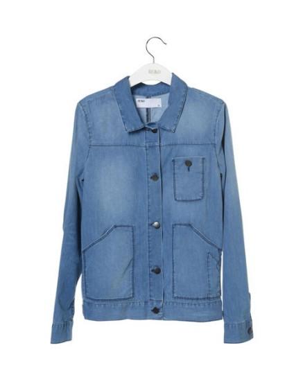 Reiko worker style jacket