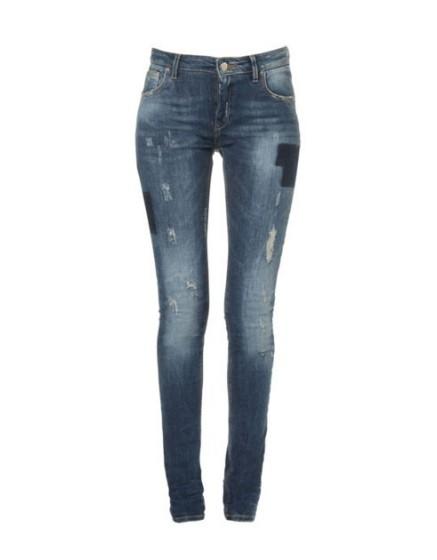 Reiko skinny jeans details poche - DENIM 23