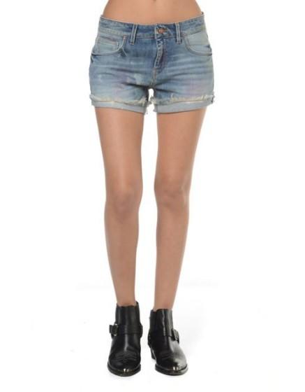 Reiko short en jeans 3 couleurs - DENIM 11