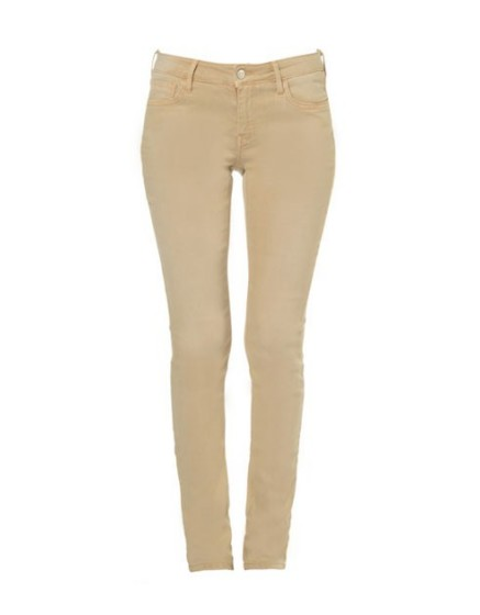 Reiko colored slim - BEIGE