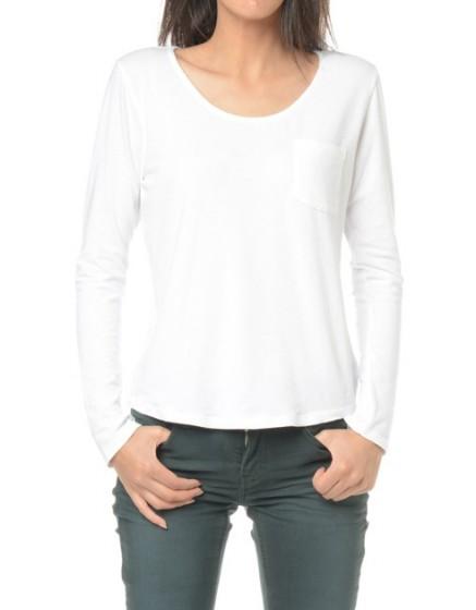 REIKO Bahia plain T-shirt