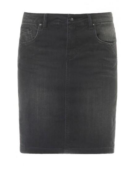 REIKO Kami Denim Skirt - denim 42