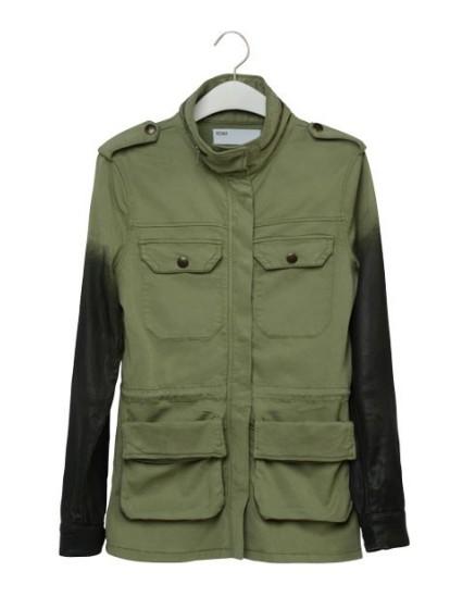 REIKO Parson mid long Jacket