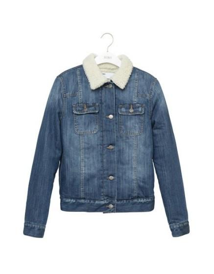 REIKO Beth denim jacket