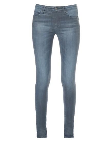 Jean skinny enduit Noemie