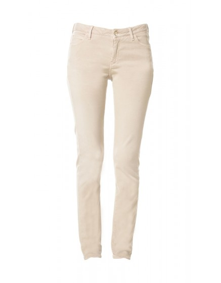 Axelle colored skinny Trousers - desert