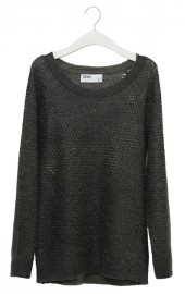 REIKO Lio enduction loose pullover