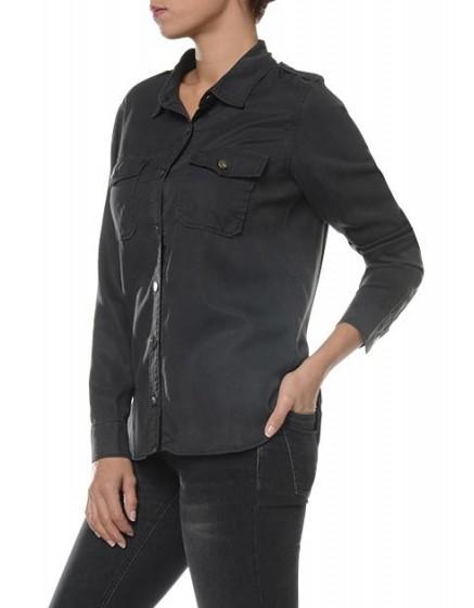 REIKO Claryss Shirt - carbone
