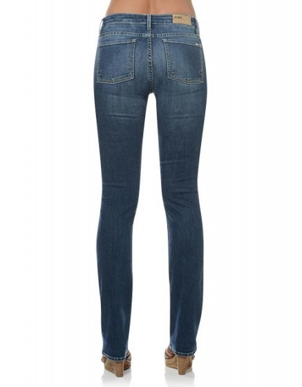 Straight jean Dakila - denim-1521