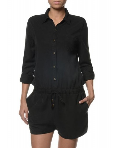 Loose overall Carly - black